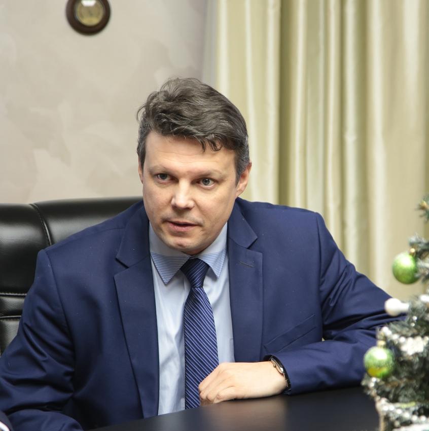 Начальником департамента госслужбы Вологодской области назначен Павел Смирнов