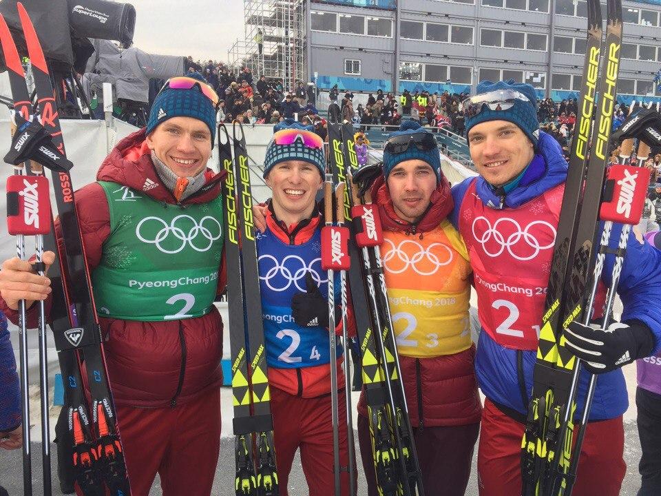 Вологжанин Денис Спицов стал серебряным призером Олимпиады в составе сборной России