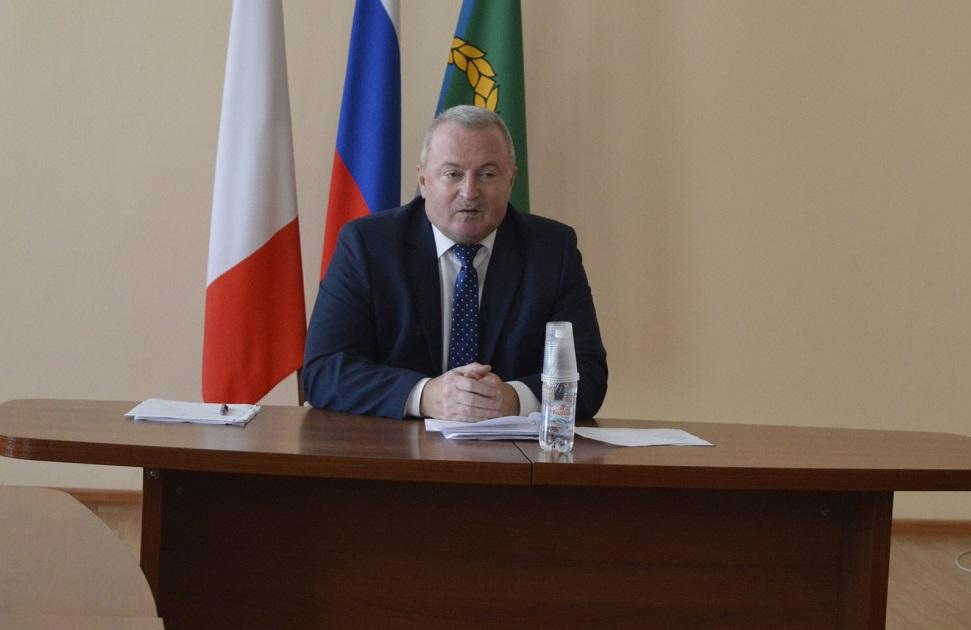 Глава Бабаево избран также главой Бабаевского района