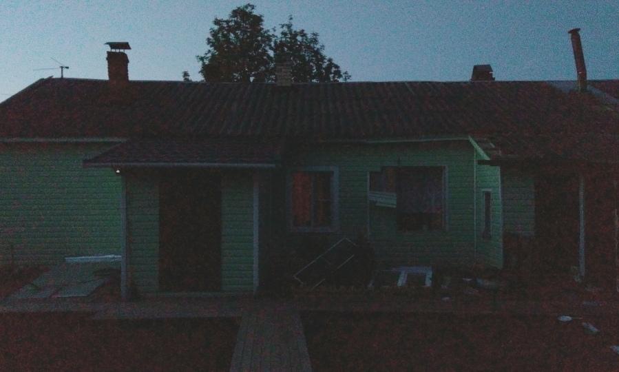 В Кичменгском Городке произошел хлопок газа в жилом доме