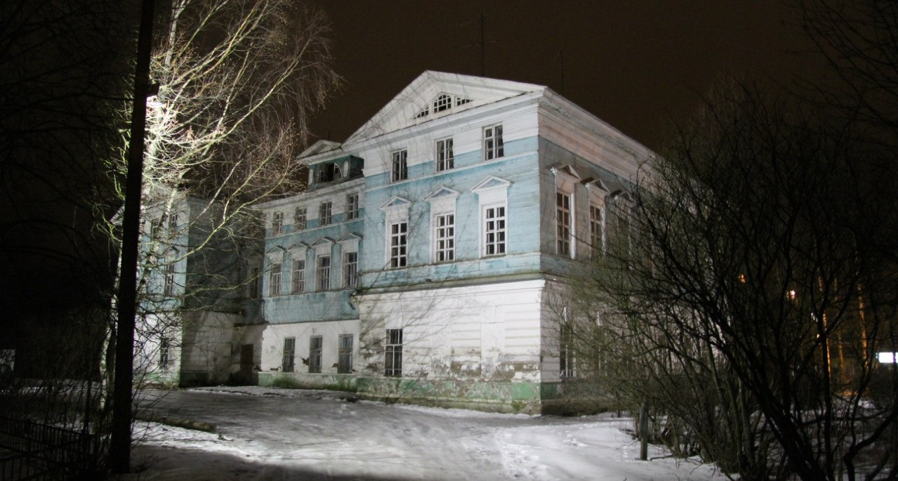 Усадьба Спасское-Куркино получит трехмиллионный грант на ремонт главного дома
