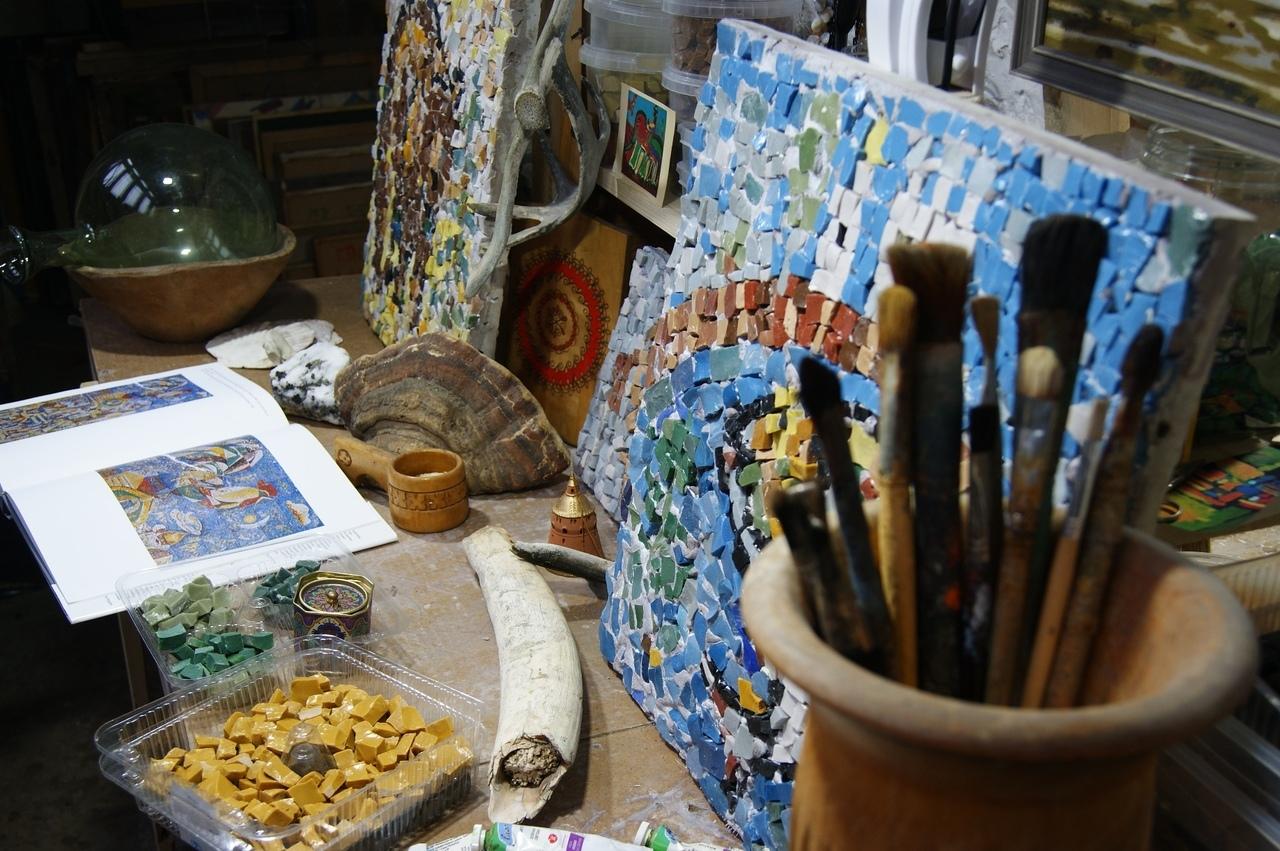 Выставка работ художника Александра Асафова откроется в Центре народной культуры в Вологде
