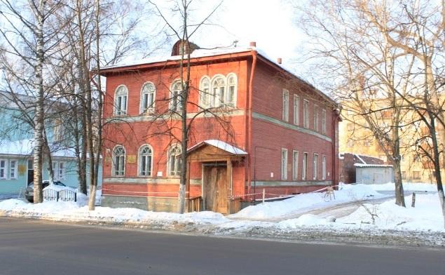 Герман Якимов отреставрирует еще один памятник архитектуры в Вологде