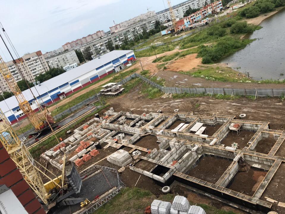 Верховный суд РФ признал незаконным решение Вологодской гордумы о застройке берега возле Ледовой арены