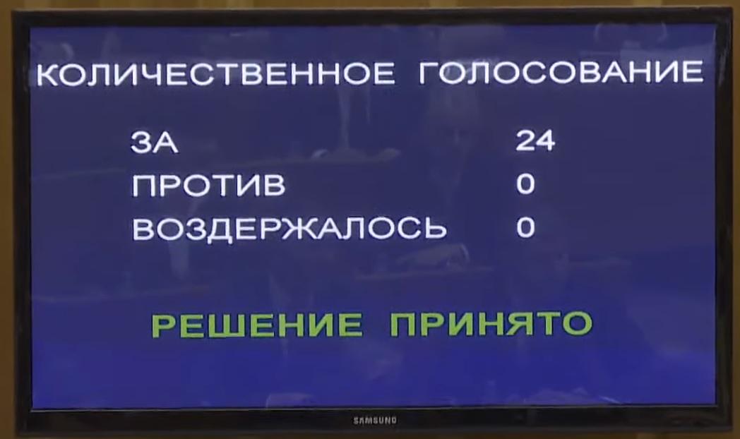 Мэром Вологды снова назначен Сергей Воропанов