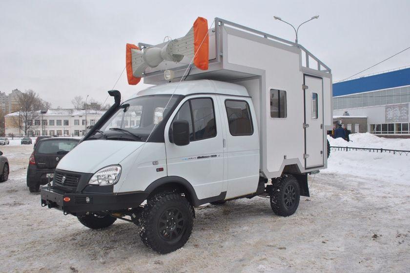 В Вологодской области появился поиск-мобиль для розыска пропавших людей