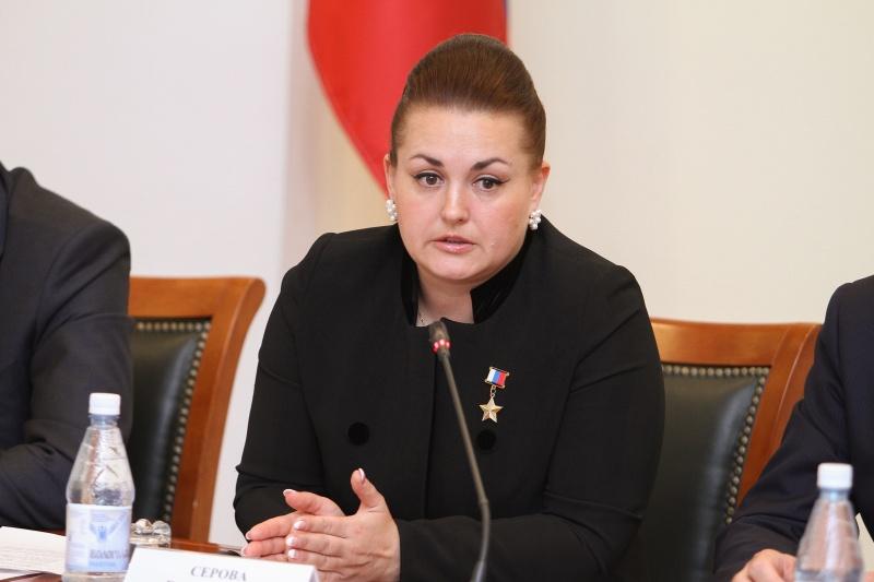 Космонавт Елена Серова: «Закладывать интерес к космосу нужно с детства»