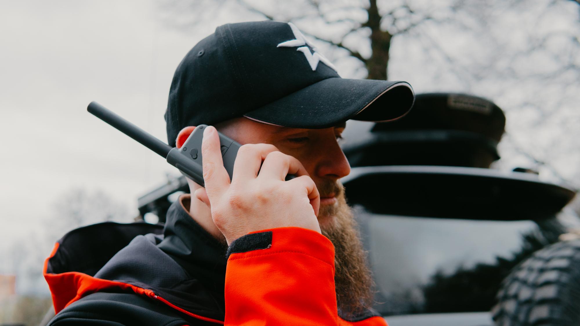Появился телефон, который поможет не потеряться в лесу