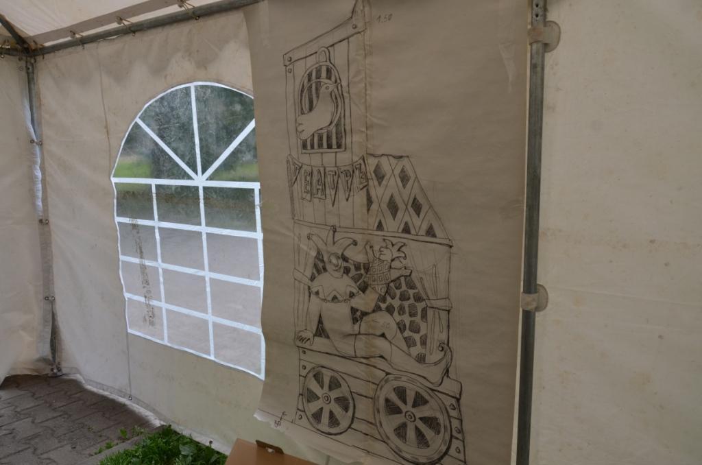 Глиняную кибитку передвижного театра изготовят вВологде на«Городе ремесел»