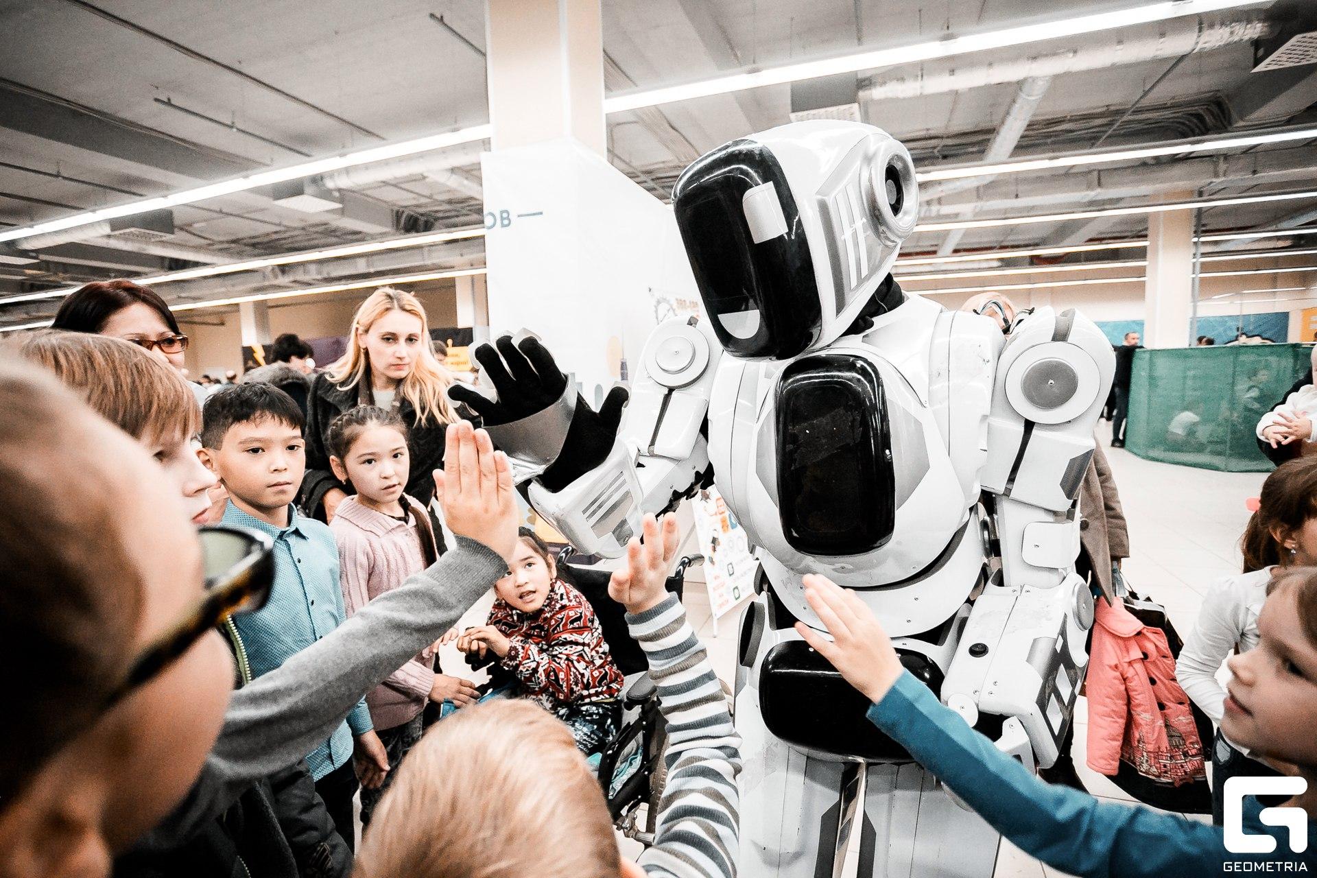 Вторжение роботов в Вологде!