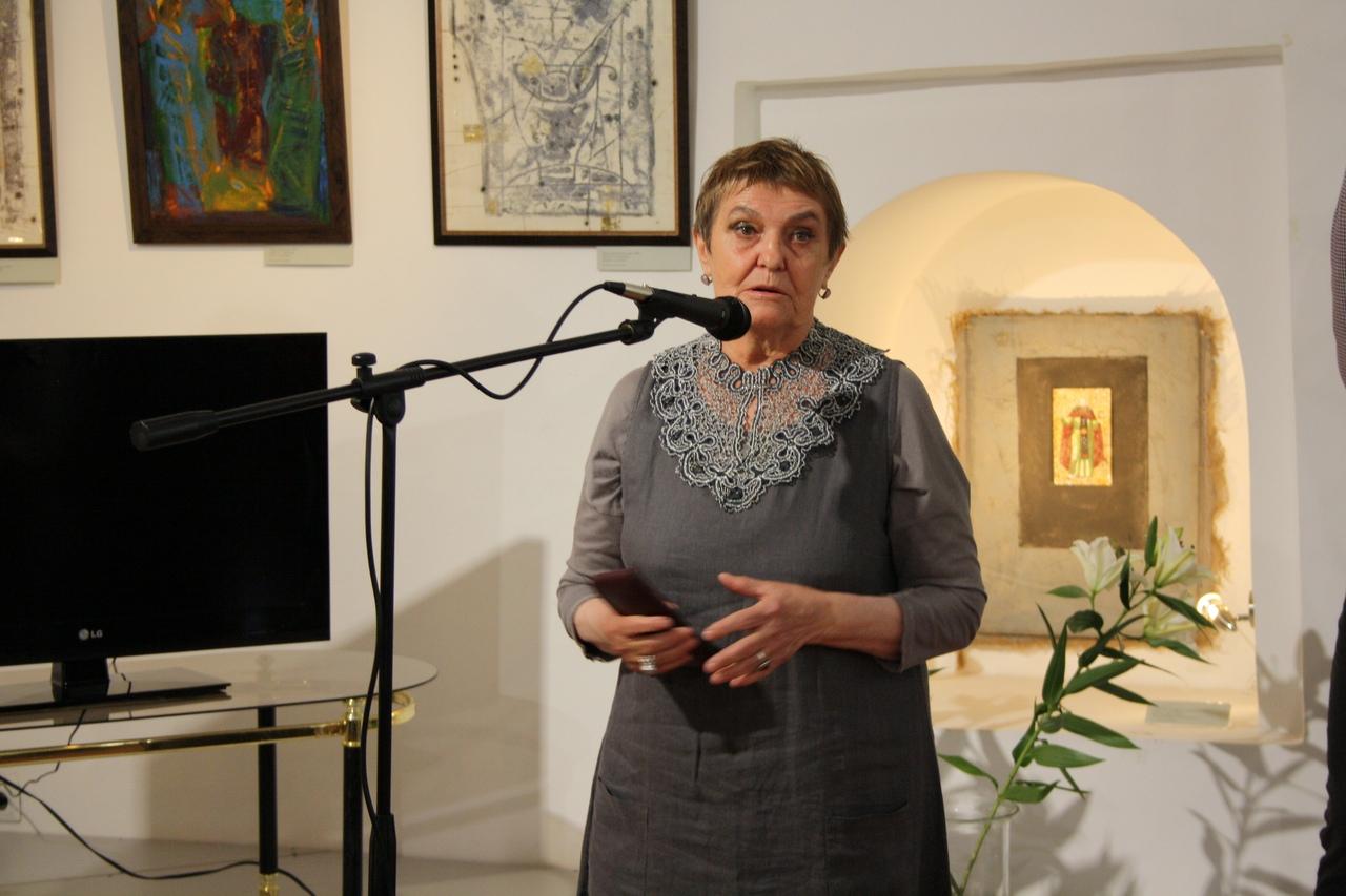 В Вологодском кремле откроется выставка картин Галины Дементьевой о крестьянской жизни