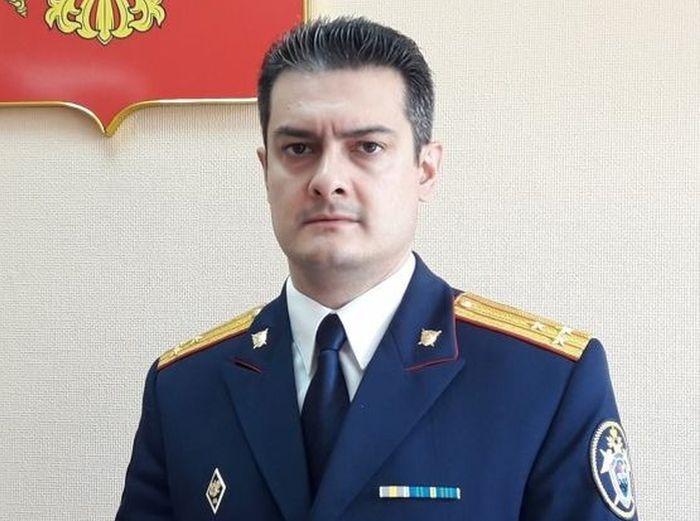 Исполняющим обязанности начальника вологодского управления следственного комитета назначен Альберт Атабиев