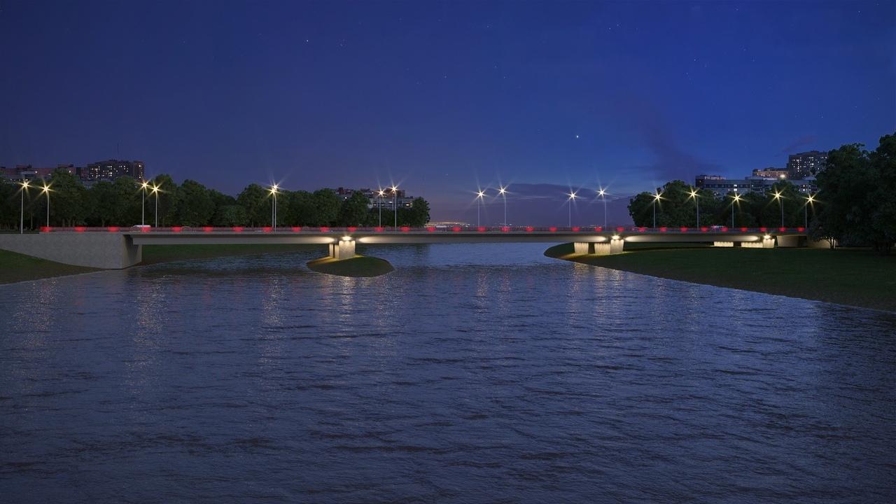 Проект Некрасовского моста в Вологде отправят на госэкспертизу в начале сентября