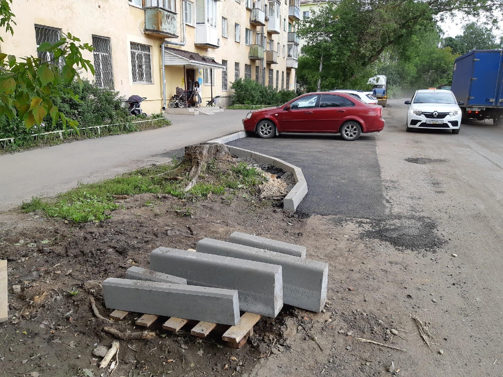 У детской поликлиники на улице Гоголя в Вологде появится колясочная