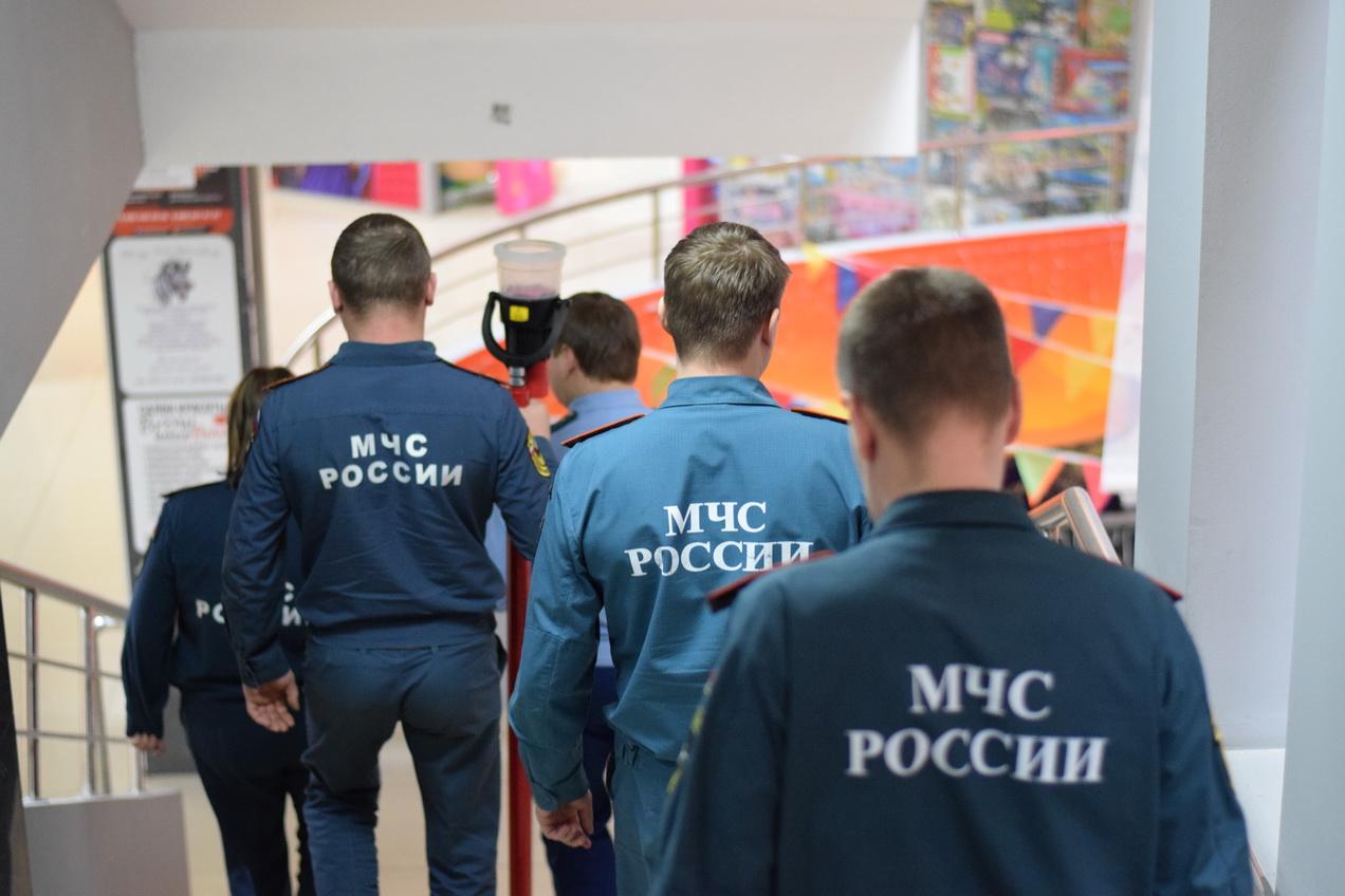 """Проверка ТЦ """"Кит"""" в Вологде: нарушения есть"""