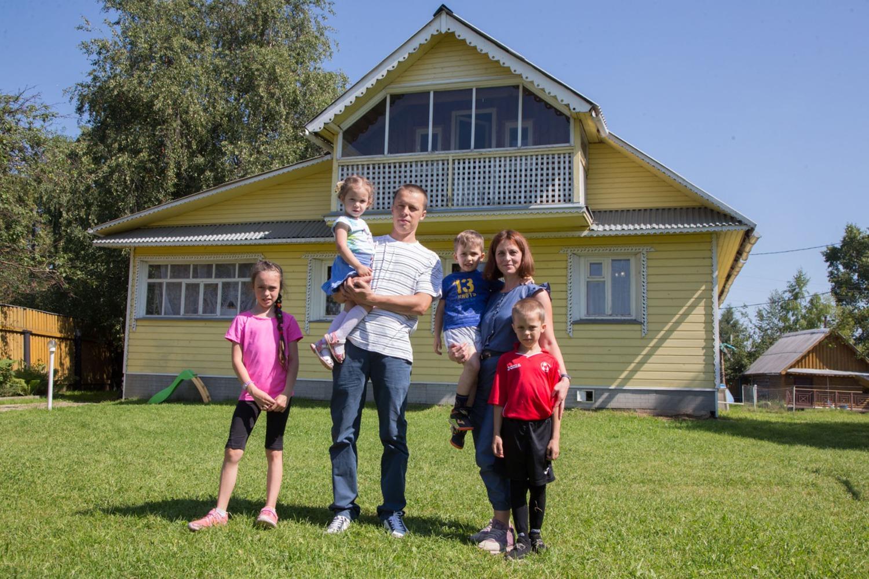 Супруги Сверчковы из Вологды выиграли всероссийский конкурс «Семья года»