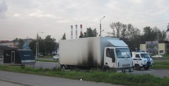Житель Череповца решил отомстить бывшей начальнице и поджег ее грузовик