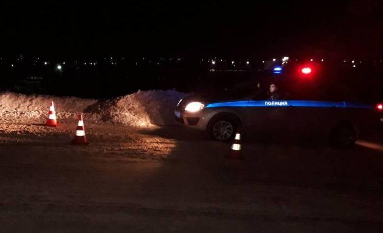 В Вологодском районе водитель автомобиля сбил женщину и скрылся с места ДТП