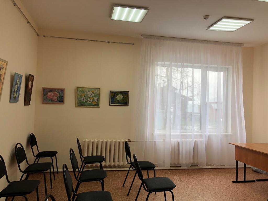 В микрорайоне Прилуки в Вологде открыли культурно-досуговый центр