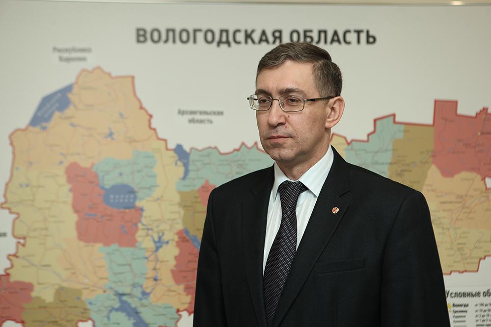 Замгубернатора Вологодской области Михаил Глазков заболел коронавирусом