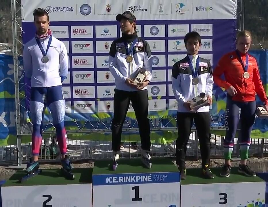 Вологжане завоевали две медали на Чемпионате мира по конькобежному спорту среди юниоров