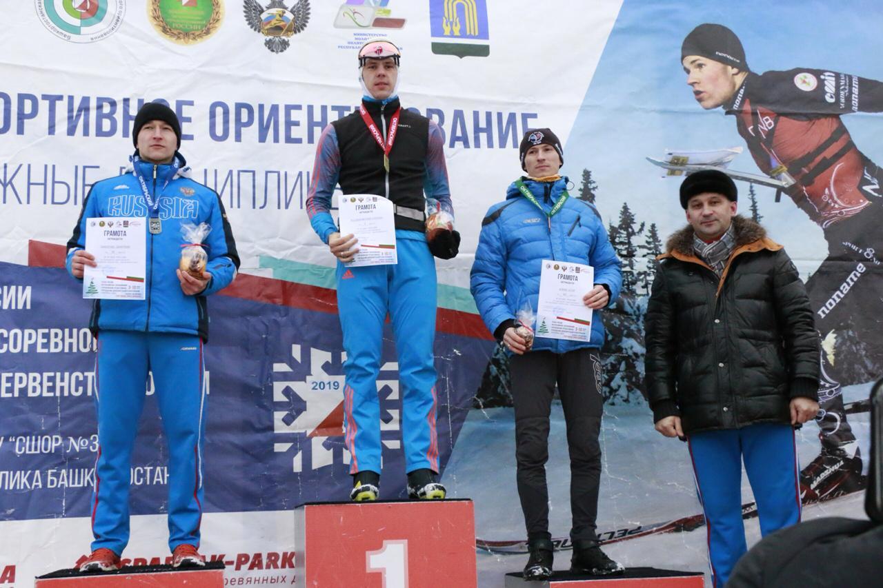 Череповчанин Степан Малиновский стал победителем Кубка России по спортивному ориентированию