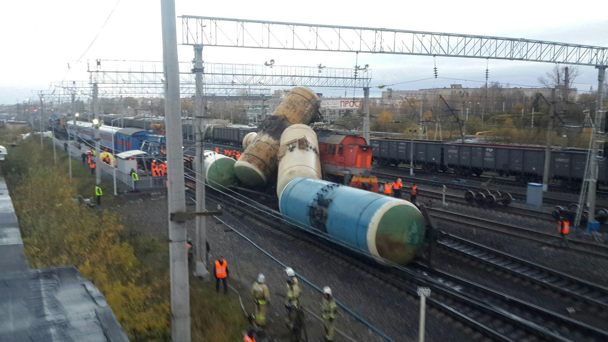 В Вологде вынесли приговор машинисту тепловоза, который уснул и спровоцировал столкновение с грузовым поездом