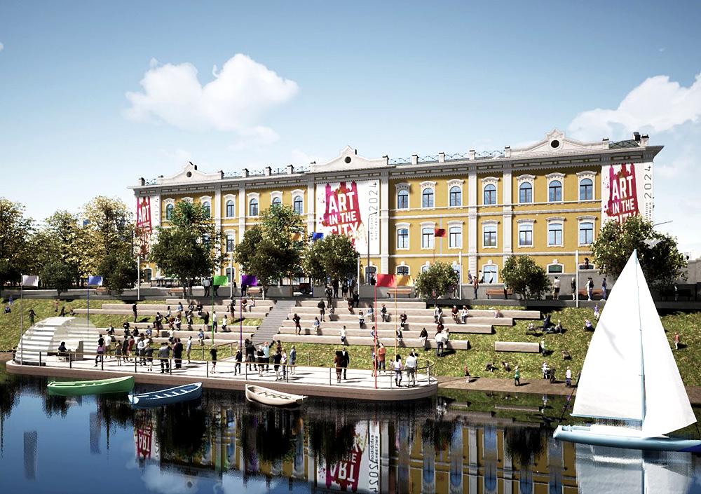 Частный культурный центр «О» планируют открыть в Вологде в 2024 году