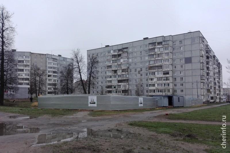 В Череповце жители собрали 1,5 млн рублей на строительство храма на улице Олимпийской