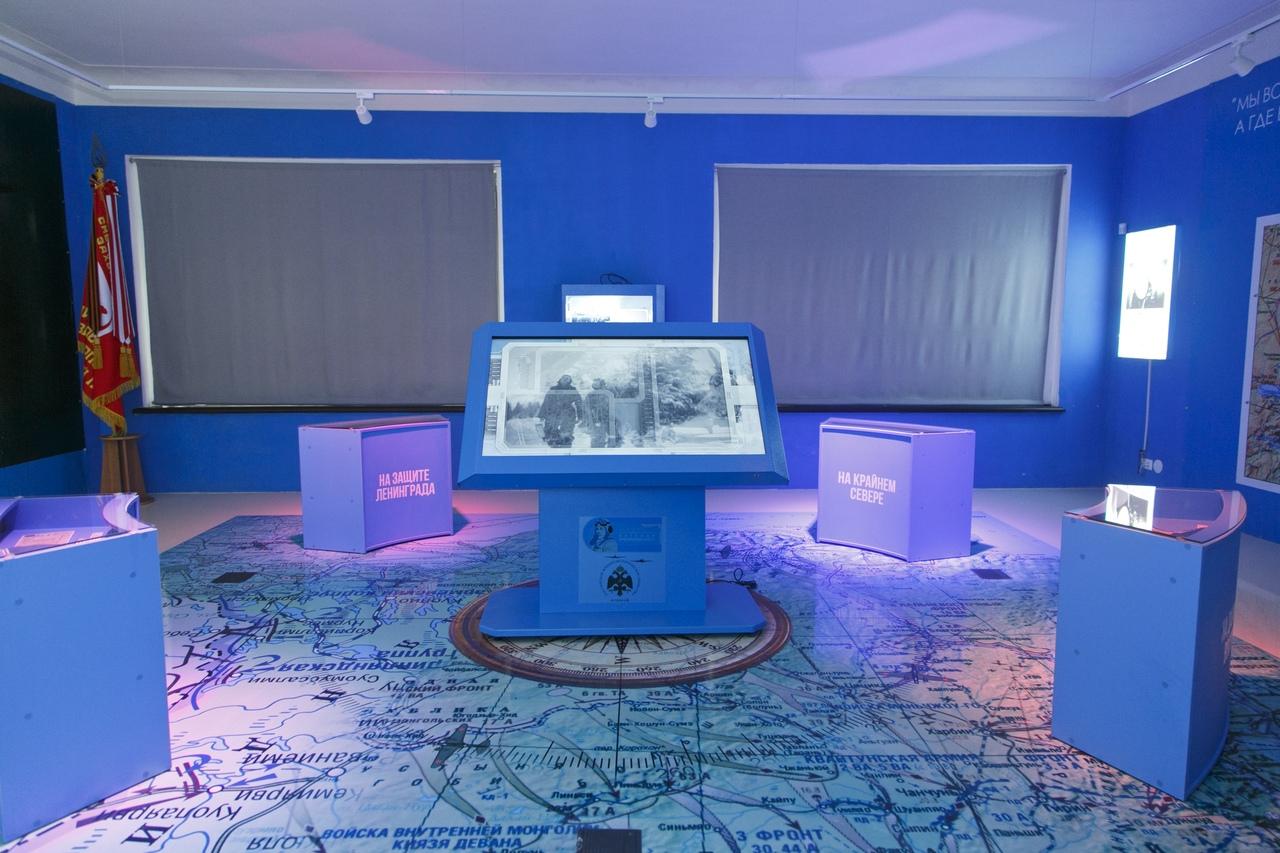 3D-модель карты Берлина 1941 года увидят посетители нового музея в Кириллове