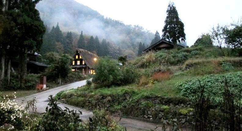 В Череповце пройдут бесплатные фотовыставка и лекция о японской деревне Аинокура