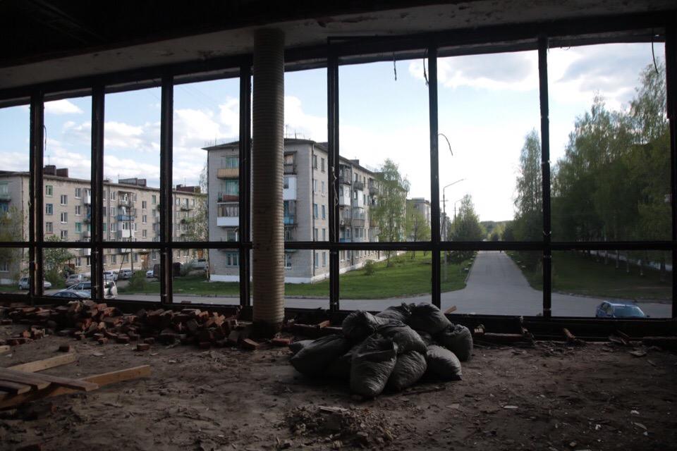 Дом офицеров в поселке Федотово Вологодского района обещают отремонтировать до конца года