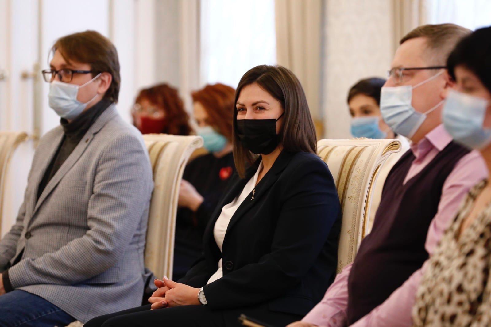 Новым начальником управления информационной политики Вологодской области стала Мария Соколова