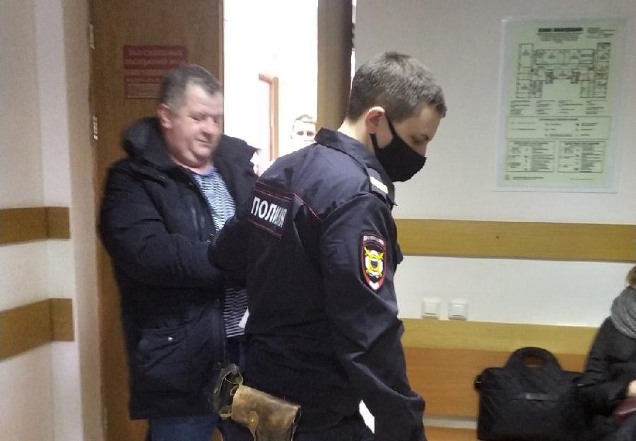 Суд арестовал экс-заместителя главы Вологды Алексея Осокина