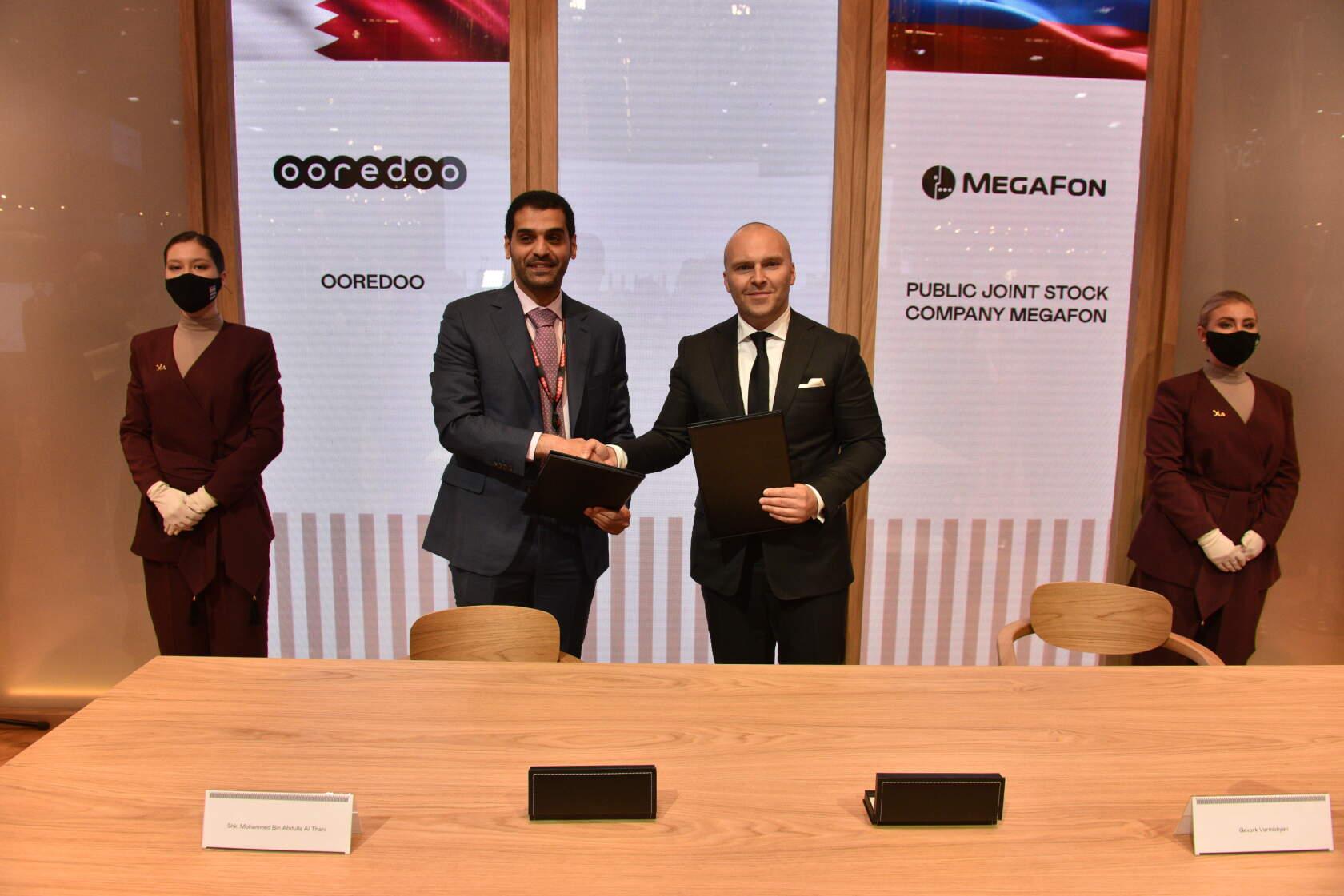 Катарский оператор связи будет консультироваться у МегаФона при подготовке к ЧМ по футболу в 2022 году