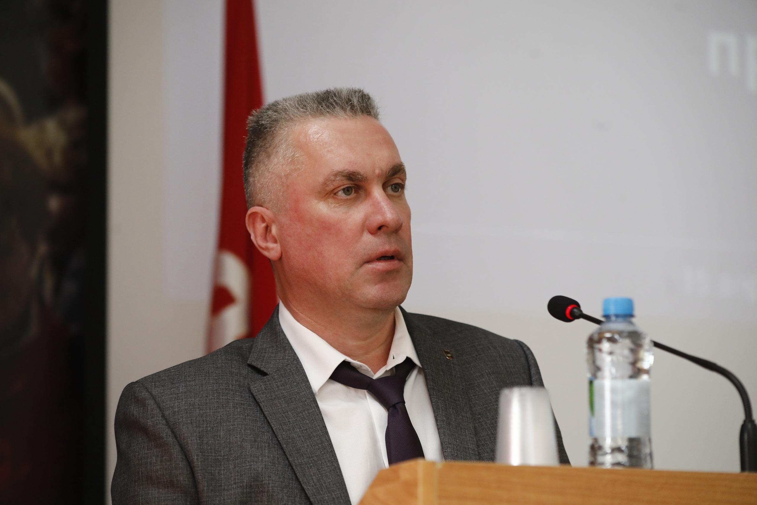 Юрий Изотов стал председателем Вологодской областной федерации профсоюзов