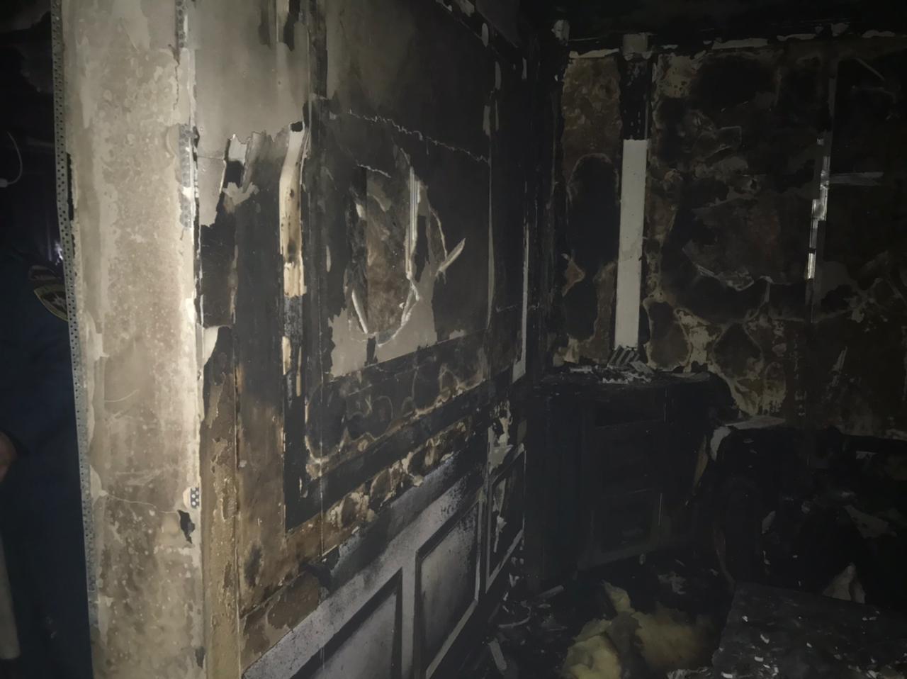ВВологде произошел пожар вресторане «Афины»