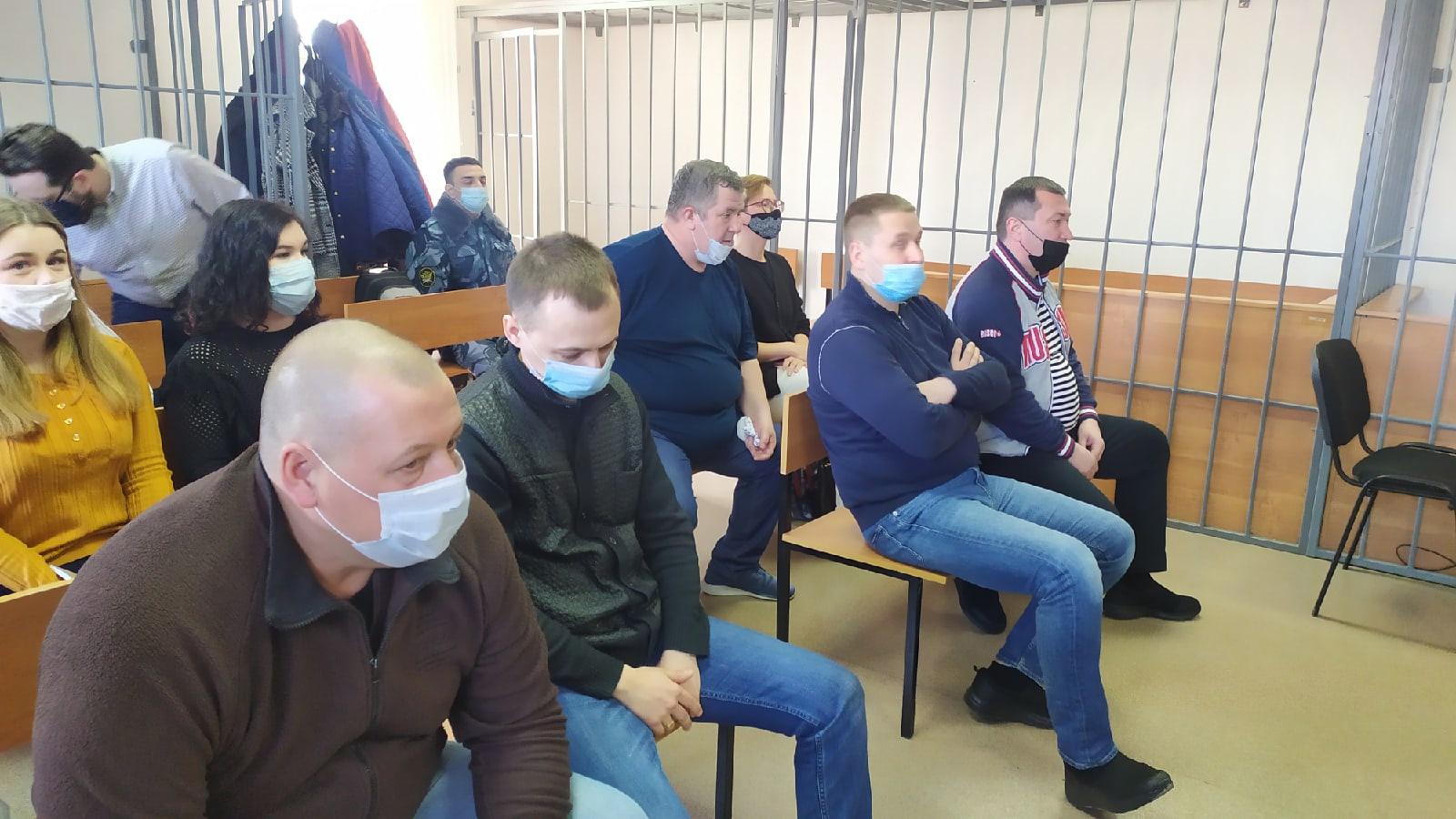 Вынесен приговор фигурантам дела о строительстве развязки в створе Белозерского шоссе в Вологде