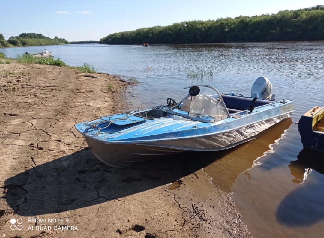 Три человека пострадали в результате столкновения двух лодок в Вологодском районе