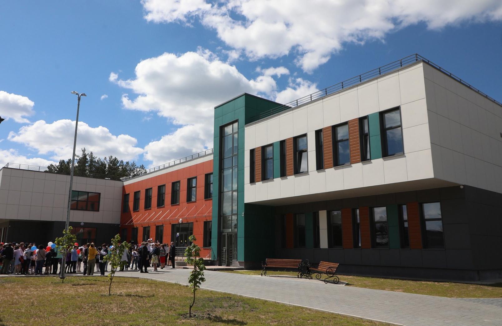 В Бабаево открыли новое здание детской школы искусств