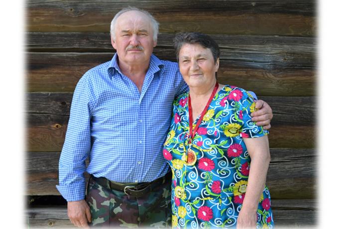 Семья Малафеевских из Нюксенского района выиграла конкурс  «Семья года»