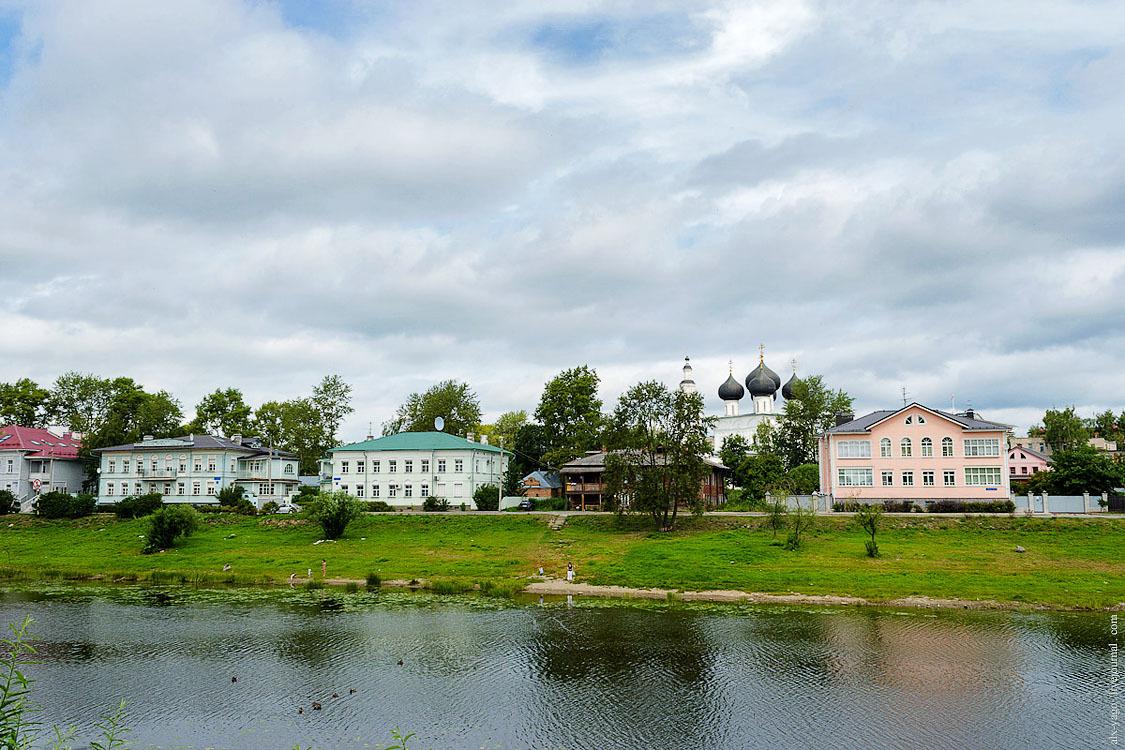 Вологда попала в ТОП-8 исторических городов, приходящих в упадок