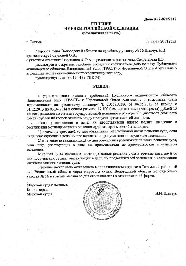 Задолженность банку суд информация по исполнительному листу