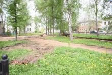 В Вологде благоустроят сквер на пересечении улицы Зосимовской и Советского проспекта