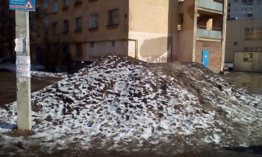Из администрации Вологды уволили чиновника, подготовившего в мае ответ об «отсутствии снежных валов»