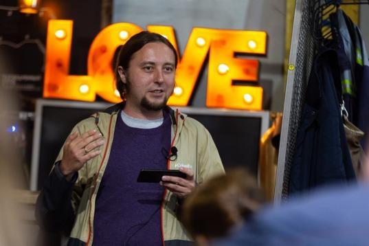 Идеолог «Том Сойер Феста» Андрей Кочетков прочитает лекцию в Вологде