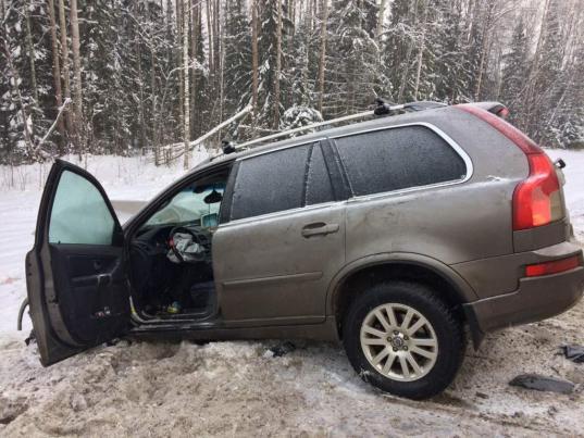 На трассе в Сокольском районе столкнулись еще шесть автомобилей