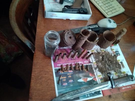 Боеприпасы времен Великой Отечественной войны обнаружили в квартире череповчанина полицейские