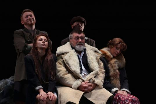 Сыктывкарский театр выступит в Вологде со спектаклями «Король Лир» и «Чайка»