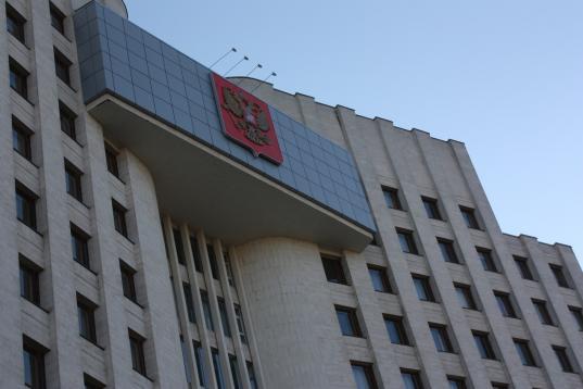 Чиновники правительства Вологодской области обменялись функциями контроля